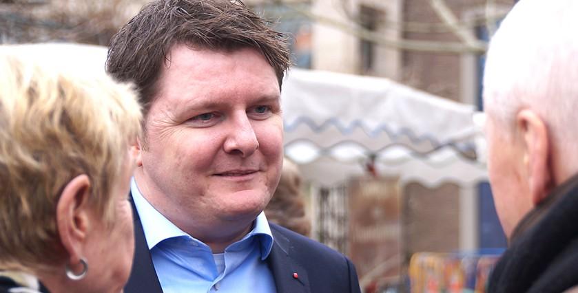 Marius Weiß lädt ein zur Bürgersprechstunde am 29. November 2017