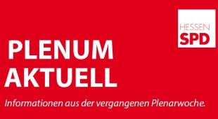 Bericht aus dem Landtag - September 2017