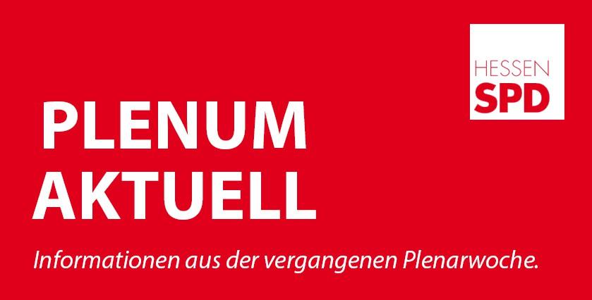 Bericht aus dem Landtag - August 2017