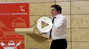Marius Weiß mit 98,5% erneut zum Direktkandidaten gewählt
