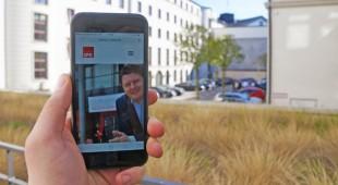 Marius Weiß mit neuem Internetauftritt